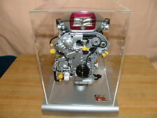 EAGLEMOSS Nissan R35 GT-R 1/5 Scale VR38DETT ENGINE model kit + Display case