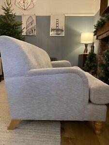 John Lewis Rosanna Medium Sofa In Elena Sofa, Light Legs