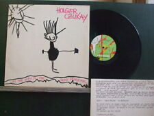 HOLGER CZUKAY  ON THE WAY TO THE PEAK OF NORMAL