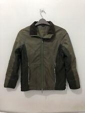 Women's Ladies Barbour Jacket Olive Colour  Uk 8 USA 4 Eu 34