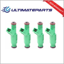4PCS 42LB 440cc EV1 Green Fuel Injectors Fit Audi A4 A6 TT BMW 323Ci 325Ci 325xi