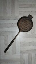 Waffle Products Co LTD Cast Iron Waffle Iron Creole Minor