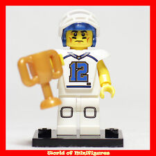 Lego Football Player - Minifigures Series 8 - 8833