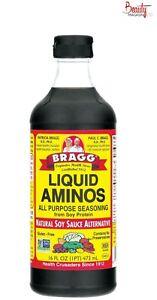 Bragg Natural Liquid Aminos 16oz (EXP DATE 13-03-21)
