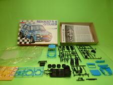 ESCI KIT (unbuilt) 3016 RENAULT R5 GITANES - BLUE 1:24 - VERY GOOD IN BOX