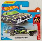 Hot Wheels / Dodge Charger 500 / HW Flames / Unopened box