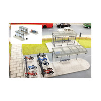 Gaugemaster GM423 Fordhampton Bus Shelters Kit OO Gauge