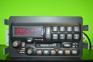 GM Delco Pontiac Bonneville factory cassette player radio stereo 00-05 16241472