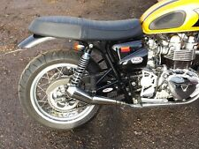 TRIUMPH  THRUXTON REAR FENDER / MUDGUARD SMOOTH