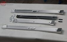 Chevy GM Fullsize Impala Four Door Interior Sill Step Up Kick Scuff Trim Plates