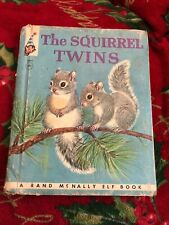 The Squirrel Twins Elf Book