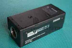 USED SONY XC-003 COLOR VIDEO CAMERA MODULE