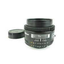 Nikon AF Nikkor 1:1.8 50mm Objektiv lens