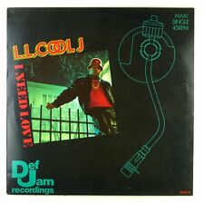 "12"" Maxi - L.L. Cool J - I Need Love - E599 - cleaned"