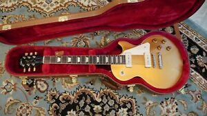 gibson les paul standard 50s gold top p90s 2020