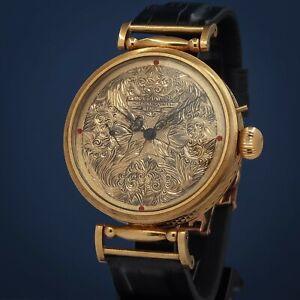 VACHERON CONSTANTIN Skeleton Men's Wristwatch Swiss movement
