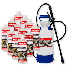 (7,49€/L) 12x 1 Liter Algenentferner Konzentrat + 7 Liter Drucksprüher VITON