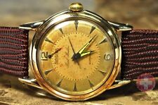 Paul Buhre RotoGraph Automatic Power Reserve Indicator Gold Filled Vintage Watch