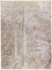 Vexilla Regis david Jones print  in 10 x 12 inch mount ready to frame SUPERB