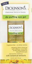 Dickinson's Original Witch Hazel De-Puffing Eye Gel 0.5 oz