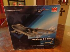 2016 HOBBY MASTER--LOCKHEED S3A VIKING VS31 TOPCATS (USS INDEPENDENCE)1:72 SCALE
