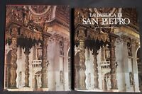 Libro - Carlo Pietrangeli - La Basilica di San Pietro Saint Peter Rome Book