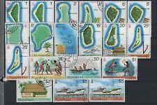 Tuvalu - 1976 Maps & Scenes Used
