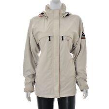 Didriksons ladies Womens Waterproof Snowboard Ski Hooded outdoor Jacket Cream 38
