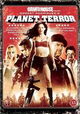GRINDHOUSE Movie POSTER 11x17 Swedish Kurt Russell Rose McGowan Rosario Dawson