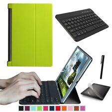 """Starter Kit for Lenovo Yoga Tab 3 10.1"""" YT3-X50F X50L Tablet Case + Keyboard"""