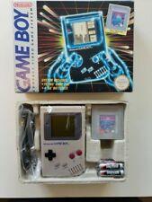 Nintendo dmg-01 1989 Rare Hard Box - Gameboy Classic - orginal box
