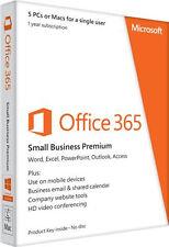 Microsoft Office 365 Small Business Enterprise Premium Edition 6sr-00029