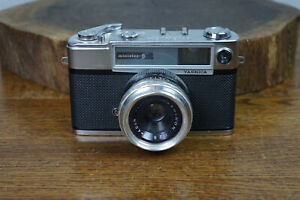 Yashica Minister D 35mm Camera + 4.5cm f2.8 Yashinon Lens