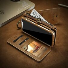 Wallet Phone Case For iPhone Leather Handbag Bag Cover Phone Id Holder