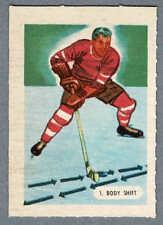 1945-47 Kellogg's (Canada), 'Sports-Tips', 2nd Set, #1 Hockey 'Body Shift'