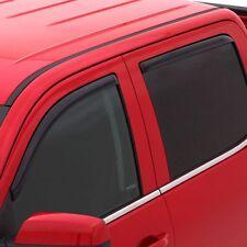 Side Window Vent-Ventvisor In-Channel Deflector 4 pc. fits 05-17 Nissan Frontier