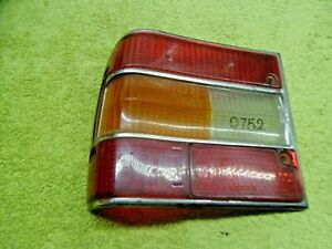 Rear light lens to fit a Ford Cortina Mk3 - Genuine part used