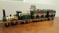 Dept 56 Dickens Village Series Accessory -The Flying Scot Train #55735 - Retired