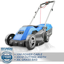 More details for electric lawnmower rear roller mulching rotary lawn mower 1200w 13