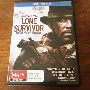 Lone Survivor DVD R4 Very Good! FREE POST