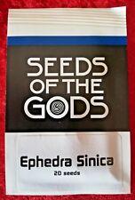 Ephedra Sinica ~ 20 Samen ◇Neu und OVP***TOP