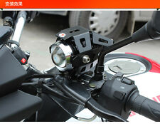 1x Motorcycle U5 Cree LED 15W Fog Spot Light Lamp for CAR/BIKE/ROYAL ENFIELD