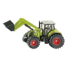 Tracteurs miniatures verts 1:50