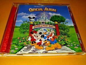 Walt Disney World Resort - Official Album CD - 2000 Magic Kingdom - Park Music