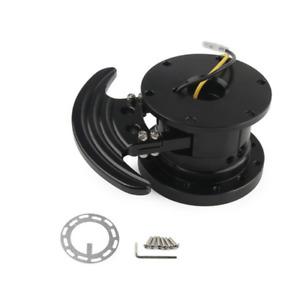 Aluminum Auto Steering Wheel Hub Kit Quick Release Hub Adapter Boss for Car SUV