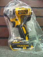 "Dewalt DCF887B 20V MAX XR Brushless 3 Speed 1/4"" Impact Driver-***NEW***"