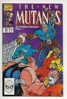 The New Mutants #89 NM/NM- 1990 Marvel Freedom Force, Cable Liefeld McFarlane