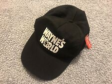 WAYNES WORLD Printed Baseball Cap Hat Party Halloween Retro Fan Fancy Dress Stag