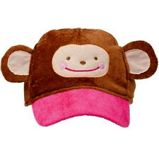 PINK MOD MONKEY LOVE BASEBALL CAP ~ Birthday Party Supplies Favors Jungle Safari