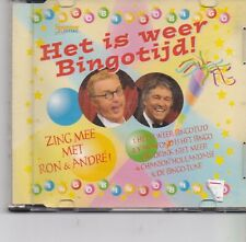 Ron Brandsteder&Andre Van Duin-Het is Weer Bingotijd cd maxi single
